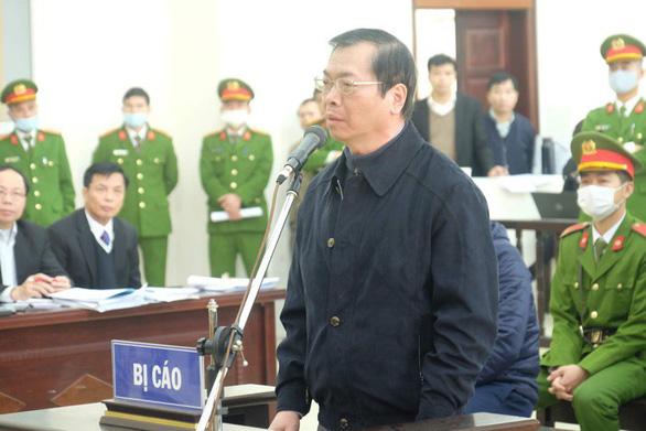 Lần thứ hai hoãn phiên tòa xét xử cựu bộ trưởng Vũ Huy Hoàng - Ảnh 2.