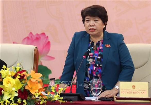 Khai mạc phiên họp toàn thể lần thứ 19 Ủy ban Về các vấn đề xã hội của Quốc hội - Ảnh 1.