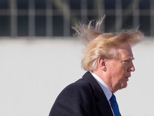 Nhìn lại nhiệm kỳ 4 năm của Tổng thống Donald Trump qua ảnh - Ảnh 3.