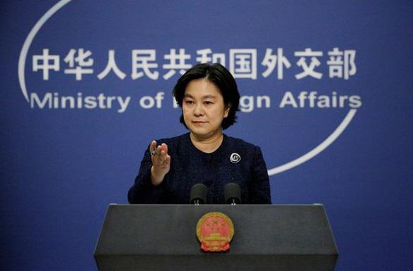وزارت امور خارجه چین: مقامات آمریکایی مرتبط با تایوان را مجازات می کند - عکس 1.