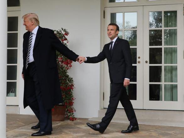 Nhìn lại nhiệm kỳ 4 năm của Tổng thống Donald Trump qua ảnh - Ảnh 5.