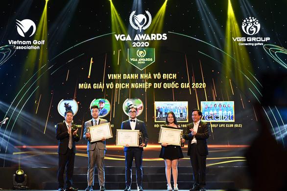Điểm tin thể thao tối 18-1: Đêm gala VGA Awards tôn vinh Golf Việt Nam - Ảnh 1.