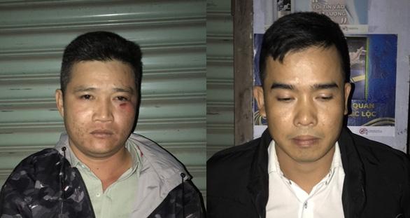 Khởi tố 2 thanh niên 1 tháng lừa đảo 31 vụ liên tỉnh - Ảnh 1.