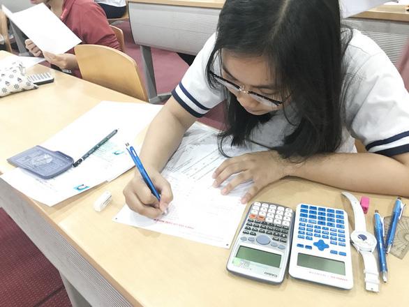 ĐH Quốc tế dành đến 50% chỉ tiêu xét điểm kiểm tra năng lực do trường tổ chức - Ảnh 1.