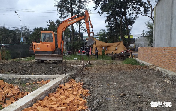 Xẻo đất nông trường làm 66 căn nhà, chờ lên đô thị - Ảnh 5.