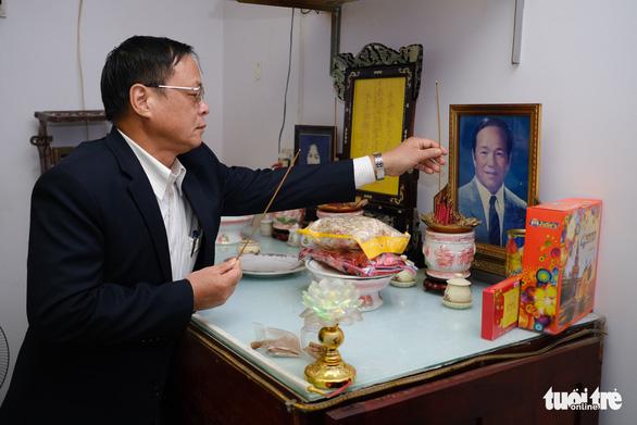Thăm và tặng quà nhân chứng Hoàng Sa trong ngày 19-1 - Ảnh 1.