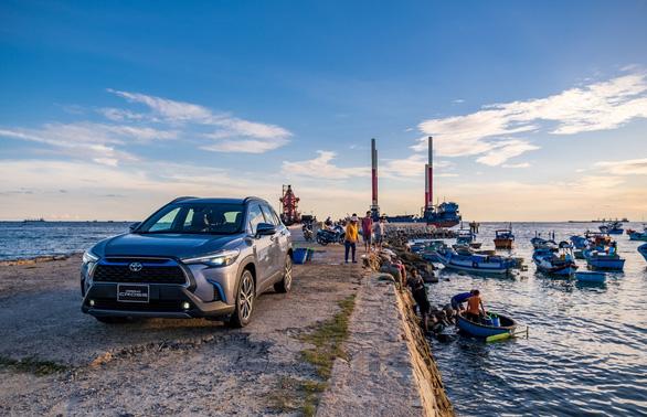 Corolla Cross - Phép thử thành công của Toyota tại Việt Nam - Ảnh 2.
