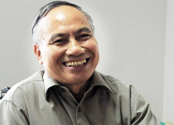 PGS.TS Nguyễn Kế Hào qua đời - Ảnh 1.