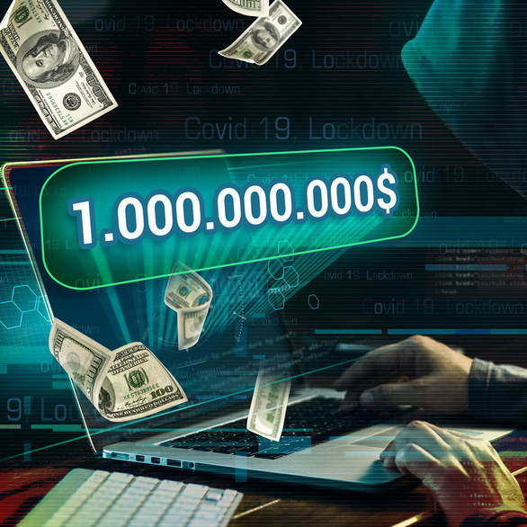 Việt Nam mất hơn 1 tỉ USD do virus máy tính, báo động đánh cắp mã OTP - Ảnh 1.