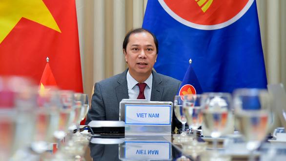 Ngày 19-1, vấn đề Biển Đông được nêu trong cuộc họp đầu tiên của ASEAN - Ảnh 1.
