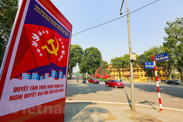 Hà Nội sẵn sàng mọi điều kiện tốt nhất phục vụ Đại hội XIII của Đảng - Ảnh 15.