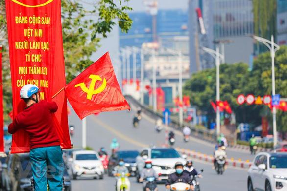Hà Nội sẵn sàng mọi điều kiện tốt nhất phục vụ Đại hội XIII của Đảng - Ảnh 13.