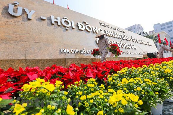 Hà Nội sẵn sàng mọi điều kiện tốt nhất phục vụ Đại hội XIII của Đảng - Ảnh 12.
