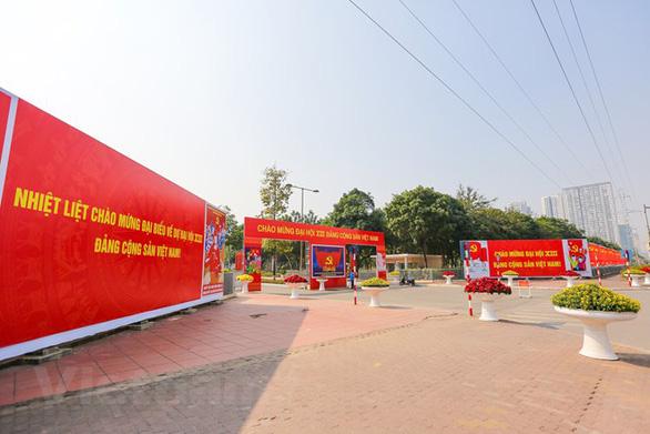 Hà Nội sẵn sàng mọi điều kiện tốt nhất phục vụ Đại hội XIII của Đảng - Ảnh 16.