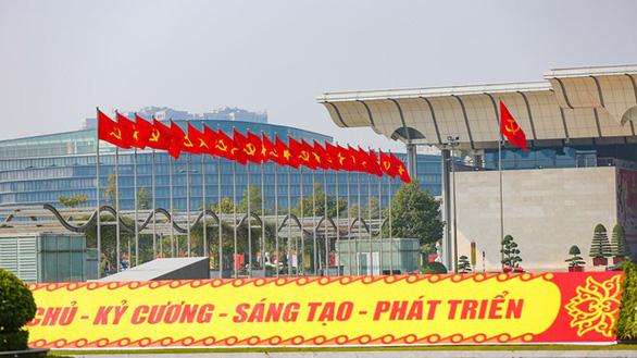 Hà Nội sẵn sàng mọi điều kiện tốt nhất phục vụ Đại hội XIII của Đảng - Ảnh 17.