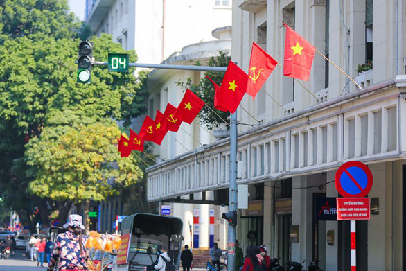 Hà Nội sẵn sàng mọi điều kiện tốt nhất phục vụ Đại hội XIII của Đảng - Ảnh 4.