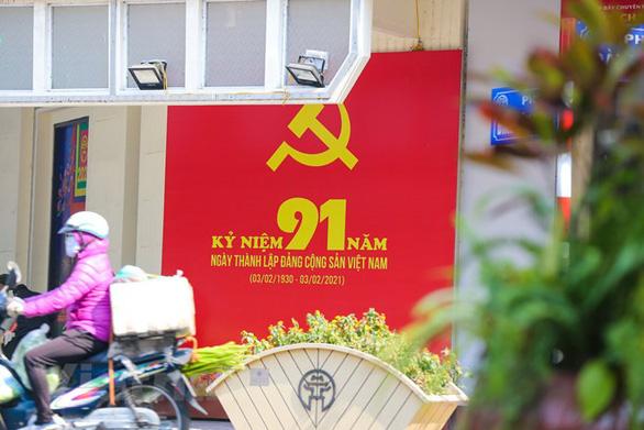 Hà Nội sẵn sàng mọi điều kiện tốt nhất phục vụ Đại hội XIII của Đảng - Ảnh 1.