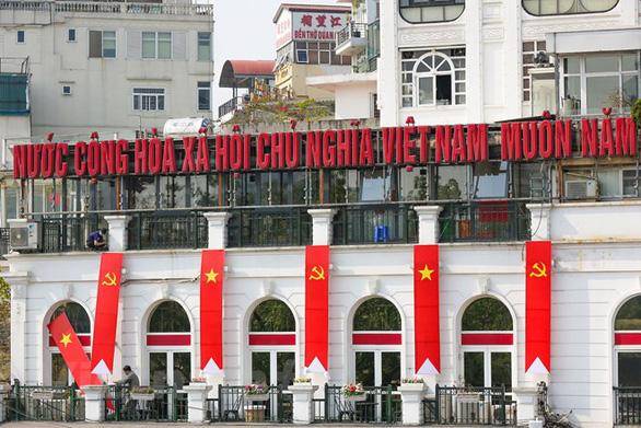 Hà Nội sẵn sàng mọi điều kiện tốt nhất phục vụ Đại hội XIII của Đảng - Ảnh 6.