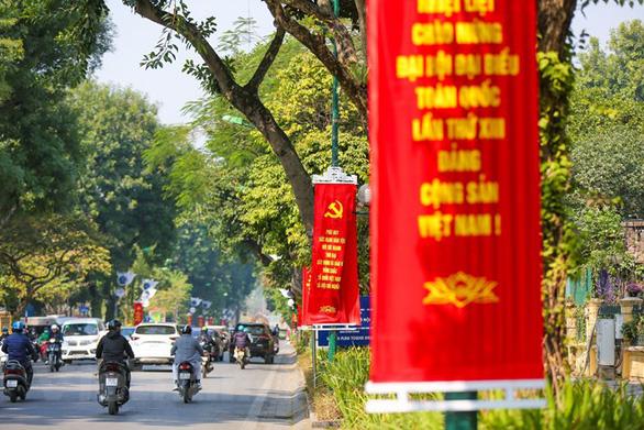 Hà Nội sẵn sàng mọi điều kiện tốt nhất phục vụ Đại hội XIII của Đảng - Ảnh 7.
