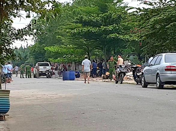 Bắt 9 người nghi truy sát thanh niên quê Đắk Lắk trong nhà hoang - Ảnh 2.