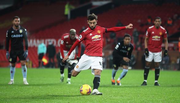Đánh bại Aston Villa 2-1, Man United tạm bắt kịp Liverpool - Ảnh 2.