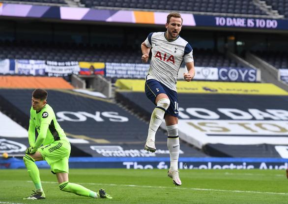 Son Heung-Min và Harry Kane đưa Tottenham trở lại tốp 3 - Ảnh 1.