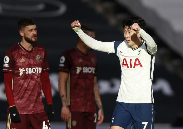 Son Heung-Min và Harry Kane đưa Tottenham trở lại tốp 3 - Ảnh 2.