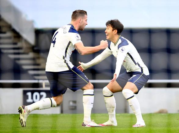 Son Heung-Min và Harry Kane đưa Tottenham trở lại tốp 3 - Ảnh 3.