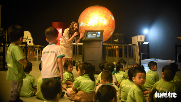 The first scientific discovery tour in Vietnam - Photo 5.