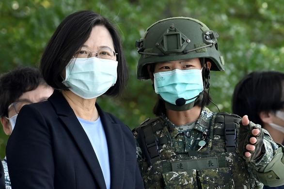 Đài Loan đề nghị đối thoại, Bắc Kinh nói trò lừa rẻ tiền - Ảnh 1.