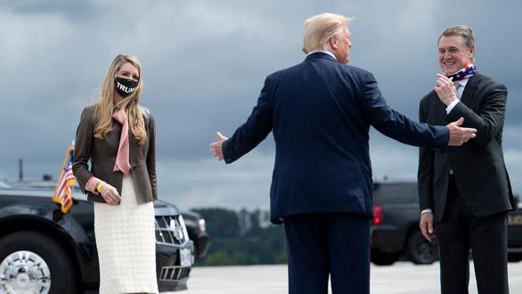Ông Trump đang khiến Đảng Cộng hòa bối rối? - Ảnh 1.