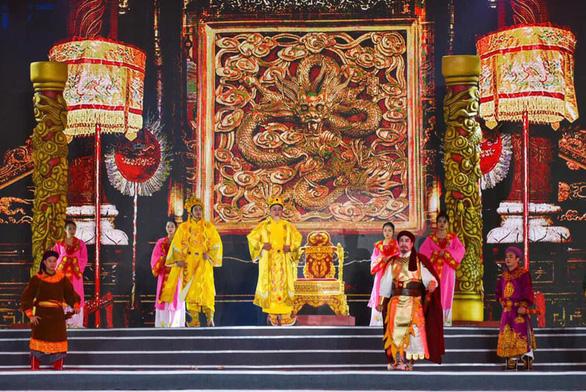Trao bằng xếp hạng Khu di tích Bạch Đằng Giang là di tích lịch sử quốc gia - Ảnh 3.