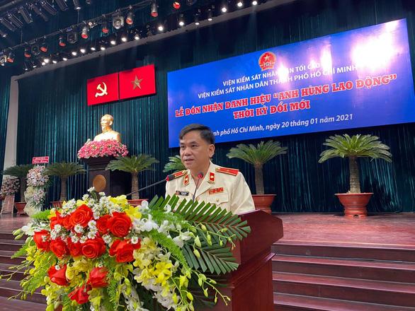 Chủ tịch Nguyễn Thành Phong: Không có vùng cấm, ngoại lệ trong công tác kiểm sát - Ảnh 2.