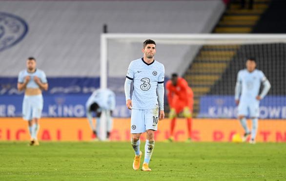 Hạ gục Chelsea, Leicester hiên ngang lên đỉnh bảng Premier League - Ảnh 3.