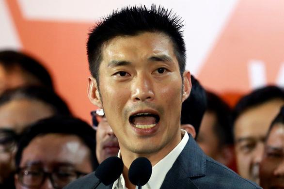 Chính trị gia đối lập Thái Lan bị buộc tội khi quân - Ảnh 1.
