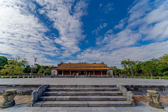 Ngọ Môn mở cửa đón khách sau 8 năm - Ảnh 2.