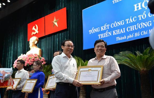 Bí thư TP.HCM Nguyễn Văn Nên: Công tác phê bình, tự phê bình cán bộ còn nể nang - Ảnh 3.