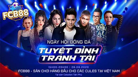 FCB88 - một năm đồng hành cùng người hâm mộ Việt Nam - Ảnh 2.