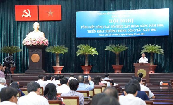 Bí thư TP.HCM Nguyễn Văn Nên: Công tác phê bình, tự phê bình cán bộ còn nể nang - Ảnh 1.