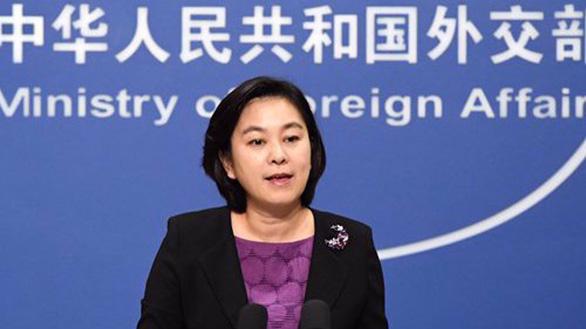 Sau cáo buộc diệt chủng của Mỹ, Trung Quốc nói Ngoại trưởng Pompeo nói dối khét tiếng - Ảnh 1.