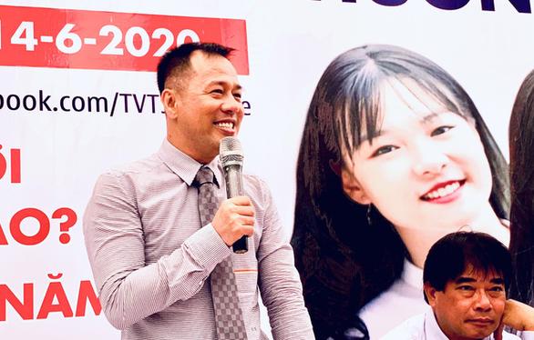 Giáo sư Huỳnh Văn Sơn làm hiệu trưởng ĐH Sư phạm TP.HCM - Ảnh 1.