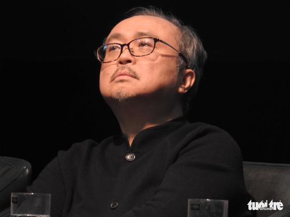 Nghệ sĩ Đặng Thái Sơn: Lòng kiêu hãnh đã cho tôi sức mạnh - Ảnh 1.