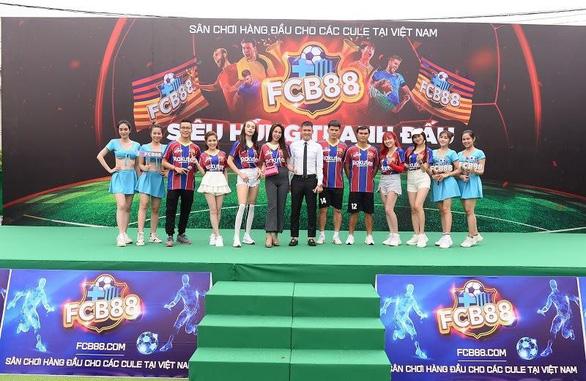 FCB88 - một năm đồng hành cùng người hâm mộ Việt Nam - Ảnh 5.