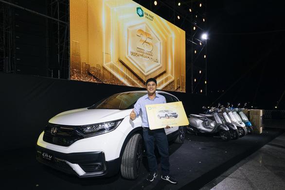 Trúng Mercedes, Honda CRV trong sự kiện 25 năm Van Phuc Group - Ảnh 4.