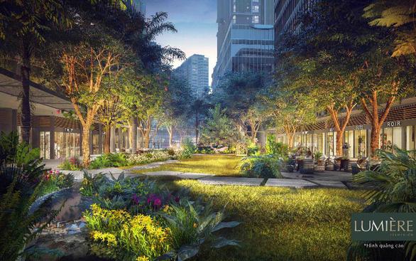 Lumière Riverside: ốc đảo xanh trên mảnh đất vàng - Ảnh 4.