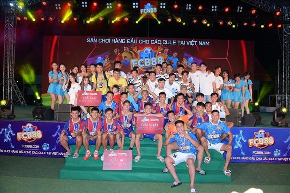 FCB88 - một năm đồng hành cùng người hâm mộ Việt Nam - Ảnh 6.