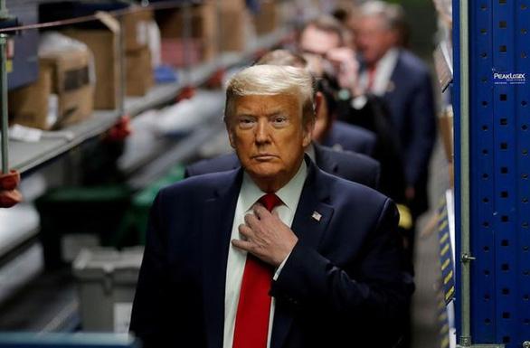 ایران آقای ترامپ و بسیاری از مقامات آمریکایی را در لیست سیاه قرار داده است - عکس 1.