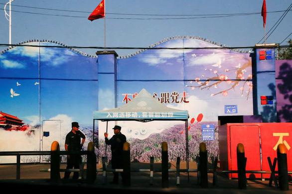 Mỹ cáo buộc nặng Trung Quốc: Phạm tội diệt chủng và tội ác chống lại loài người - Ảnh 1.