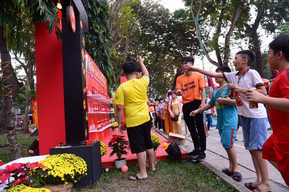 Lễ tết đa màu sắc tại Lễ hội Tết Việt - Ảnh 2.