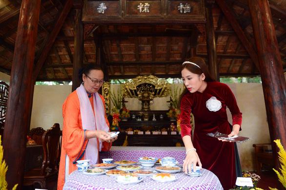 Lễ tết đa màu sắc tại Lễ hội Tết Việt - Ảnh 4.